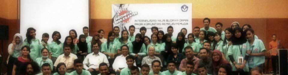 Internalisasi Budaya Damai pada Komunitas Muda di Ambon 20151207 Ridhwan