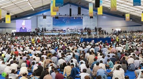 Lebih dari 567.000 orang bergabung ke Jemaat Muslim Ahmadiyah_1