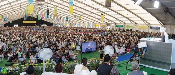 Lebih dari 567.000 orang bergabung ke Jemaat Muslim Ahmadiyah_3
