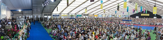Lebih dari 567.000 orang bergabung ke Jemaat Muslim Ahmadiyah_4