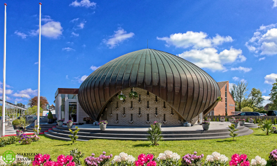 Nusrat Jahan Mosque_denmark