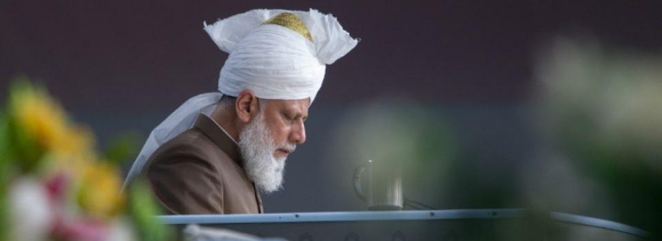 jalsah salanah uk khalifah ahmadiyah