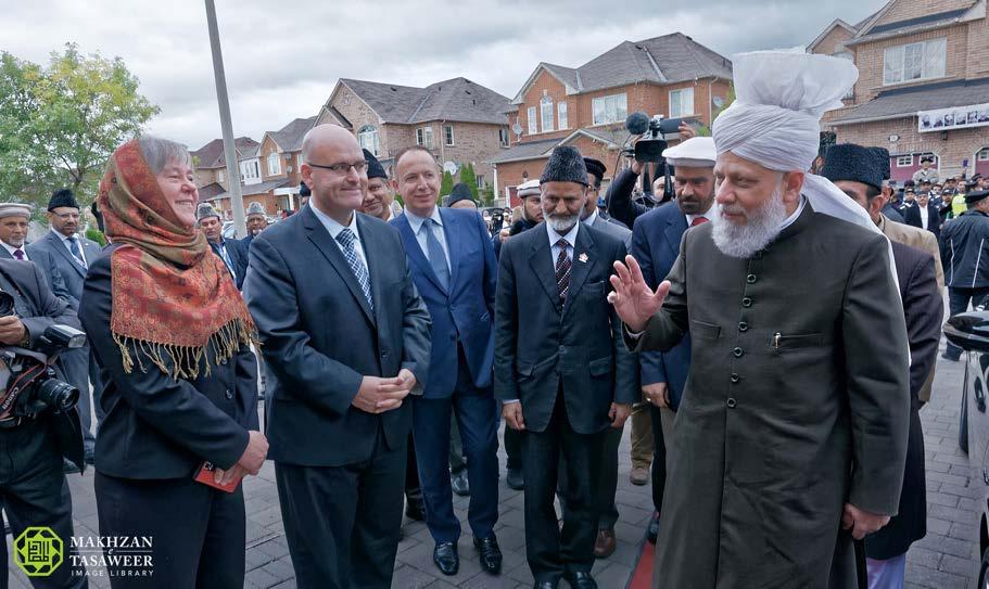 khalifah ahmadiyah di kanada
