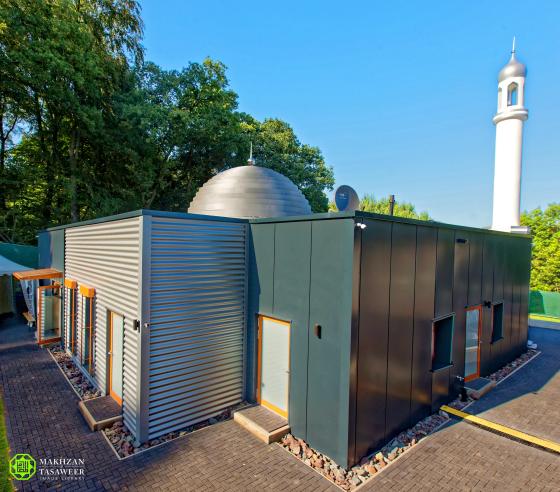 masjid salam jerman 2