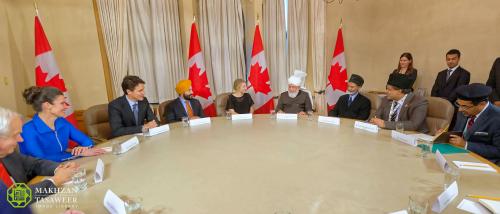 pemimpin ahmadiyah perdana menteri kanada