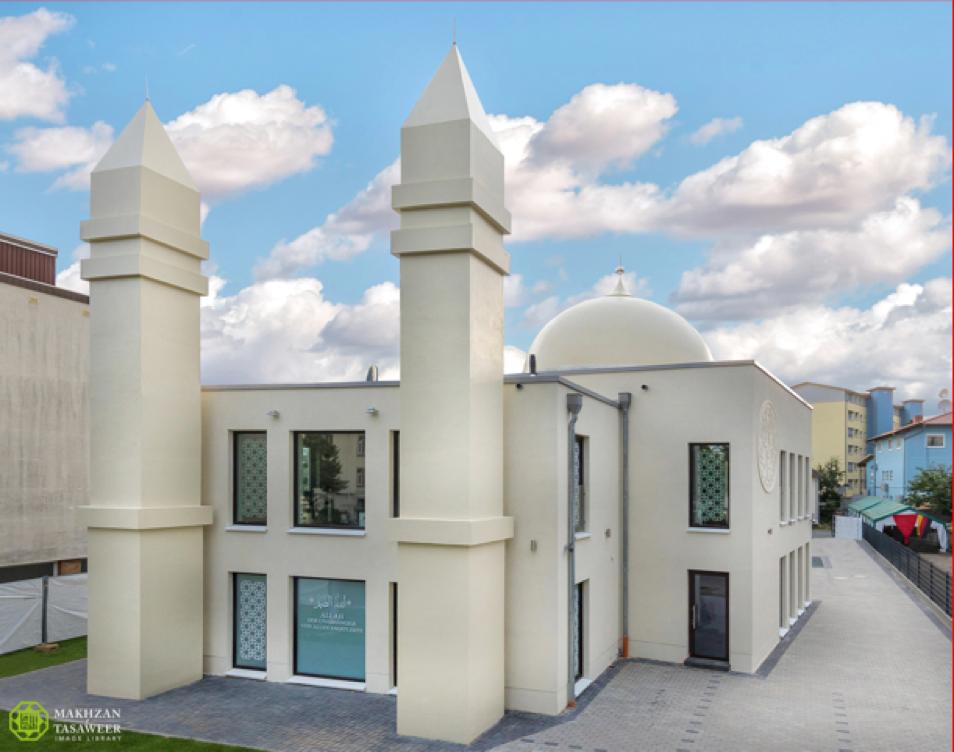 masjid baru ahmadiyah