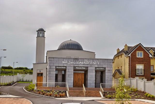 masjid maryam, islam rahmatan lil alamin