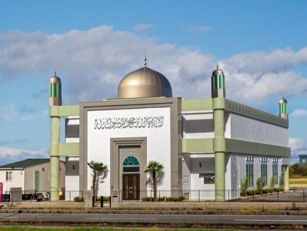 masjid baitul ahad jepang, perdamaian dan keamanan