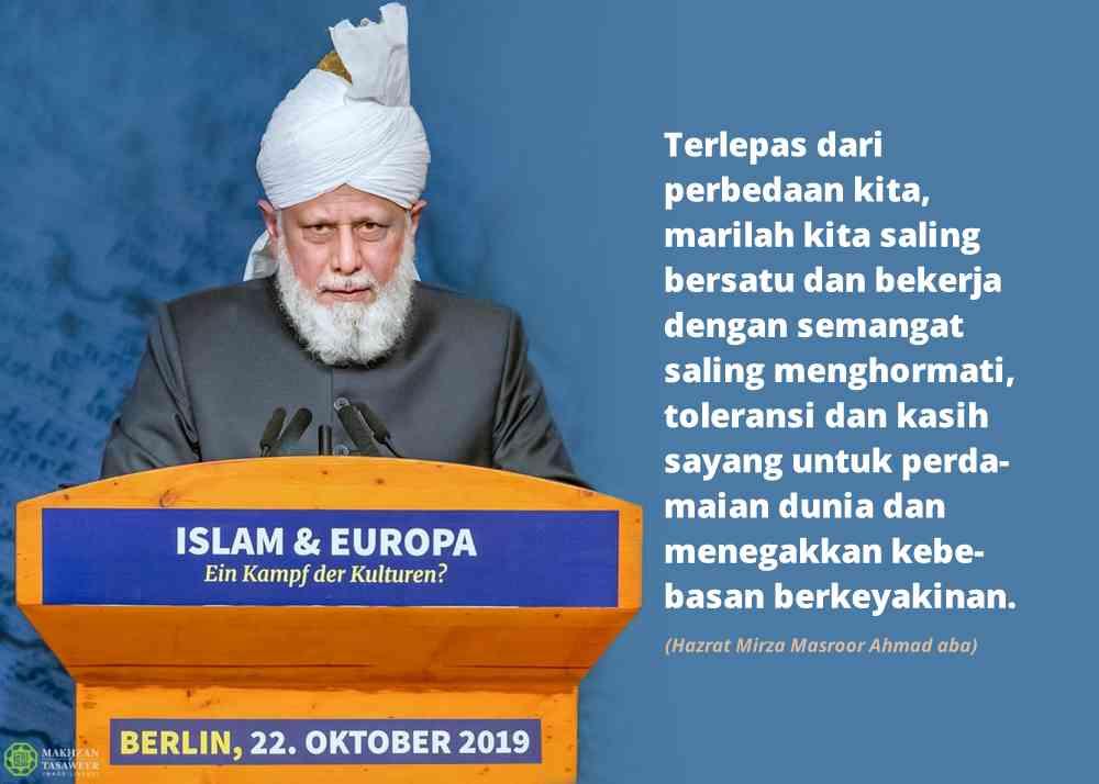 benturan peradaban islam dan eropa