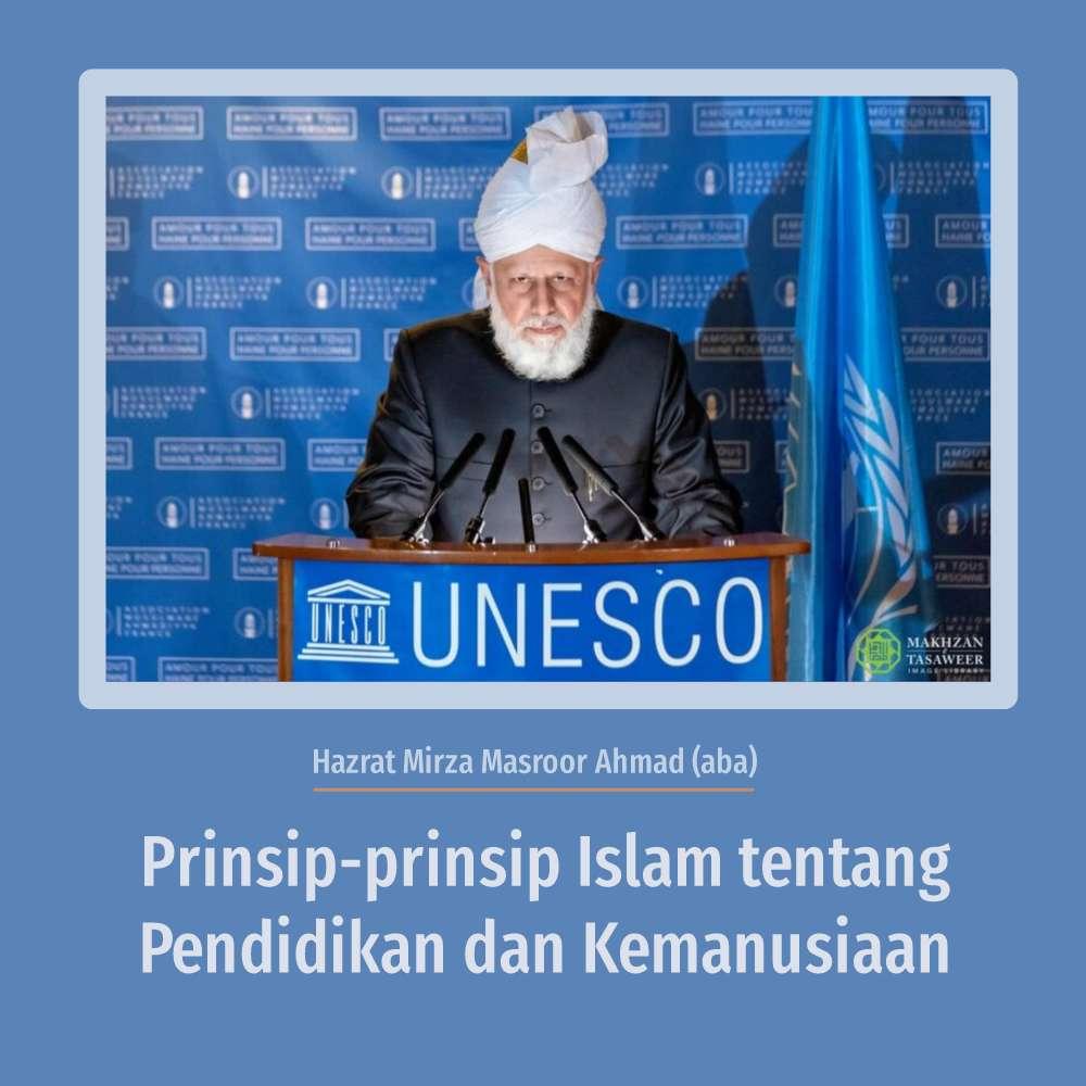 Prinsip islam pendidikan kemanusiaan