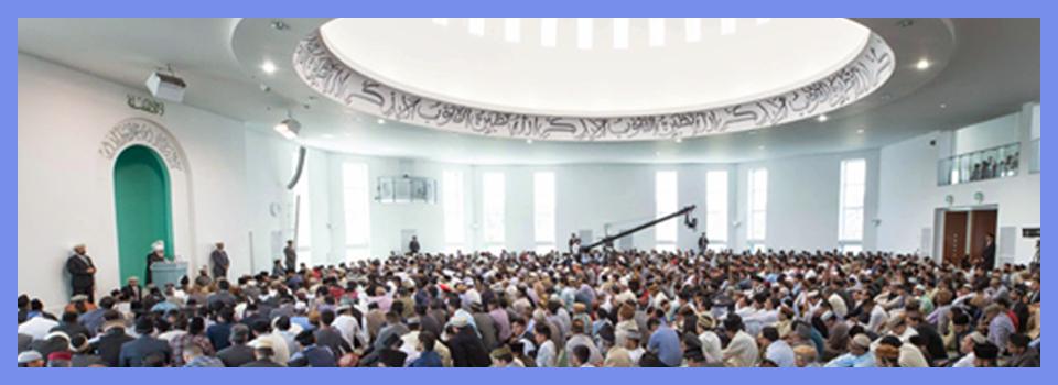 Arsip Khotbah Khalifah Jamaah Islam Ahmadiyah