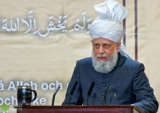 khalifah islam ahmadiyah