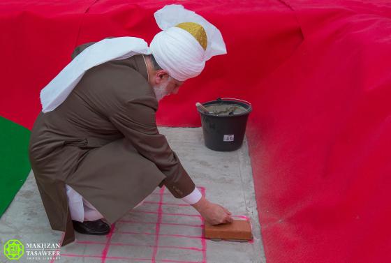 peresmian masjid ahmadiyah jerman