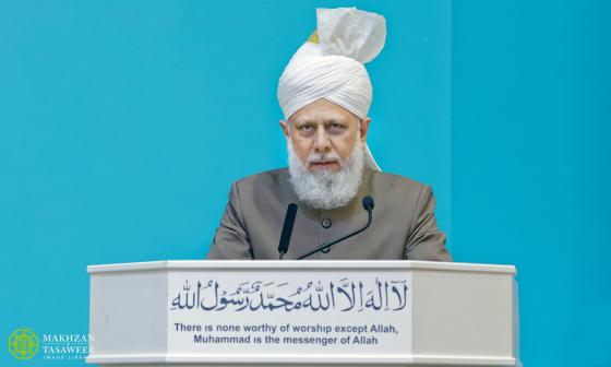 khalifah ahmadiyah kanada