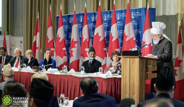 pidato islam di parlemen kanada