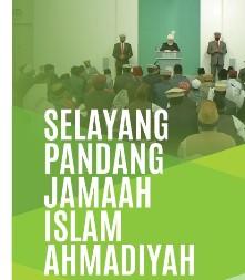 selayang pandang ahmadiyah