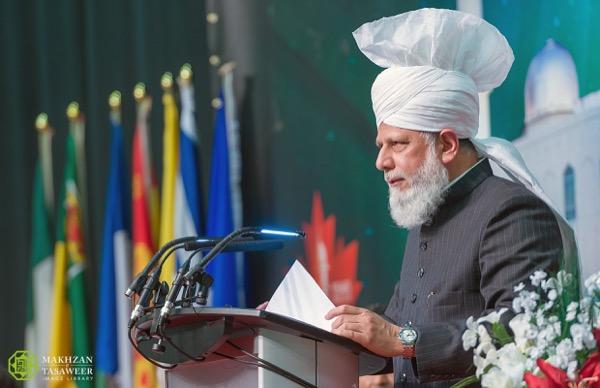khalifah ahmadiyah islam damai