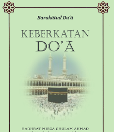 buku keberkatan doa