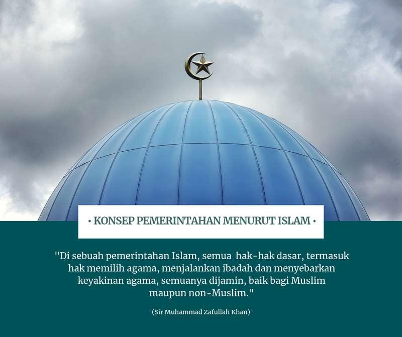 pemerintahan dalam islam