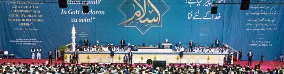 jalsah salanah jerman 2019 khutbah jumat