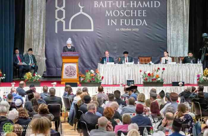 Masjid baitul hamid