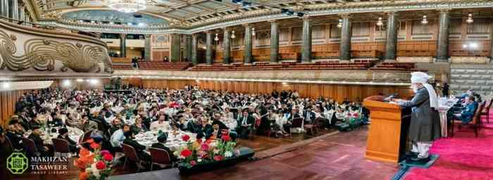Mirza masroor ahmad parlemen jerman