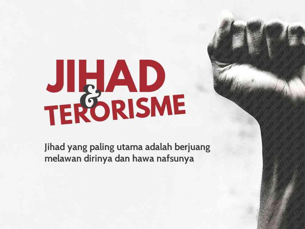 terorisme dan jihad dalam islam