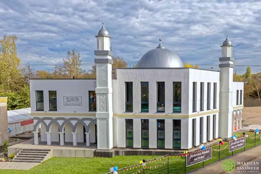Masjid ahmadiyah fulda jerman