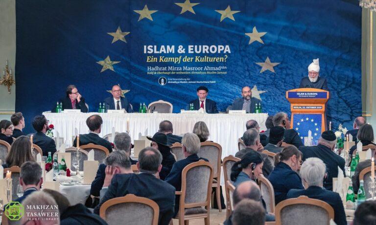 benturan peradaban islam barat