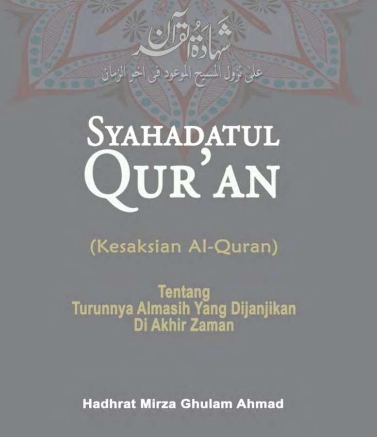 buku ahmadiyah