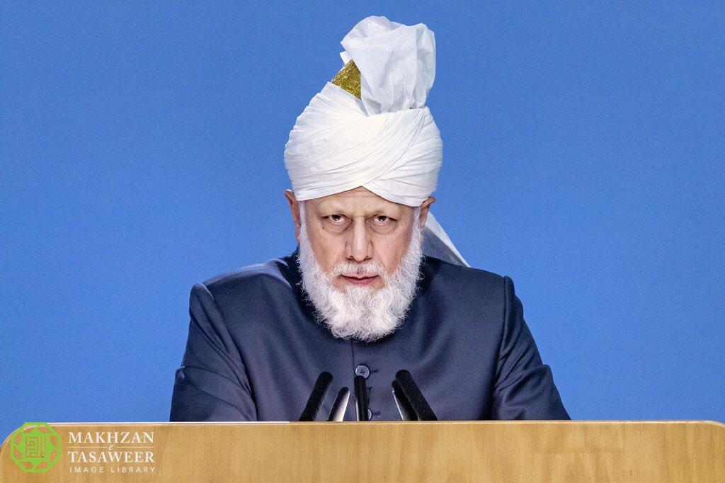 khalifah ahmadiyah, keteladan para sahabat rasulullah