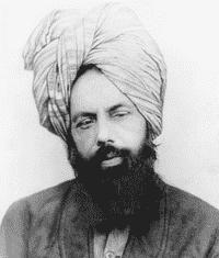 pendiri ahmadiyah Hazrat Mirza Ghulam Ahmad