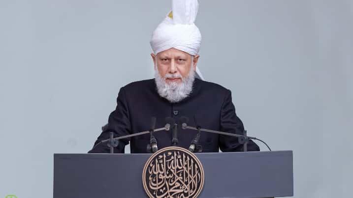 khotbah khalifah ahmadiyah