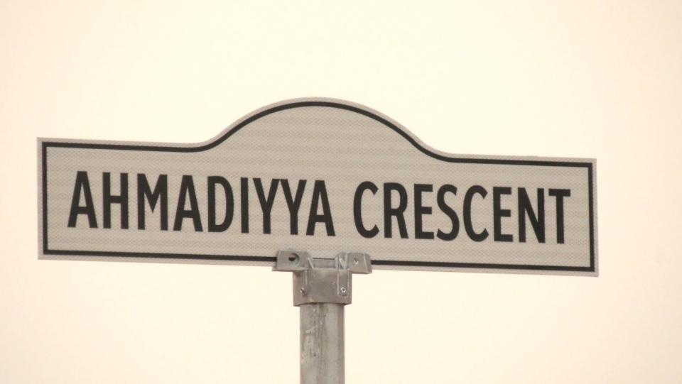 jalan ahmadiyah